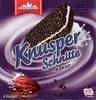 Knusper Schnitte Kakao -