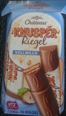 Knusper-Riegel Vollmilch - Product