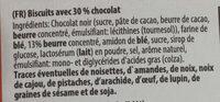 Coco-Fleur - Ingredients