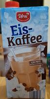 Eis-Kaffee - Produkt