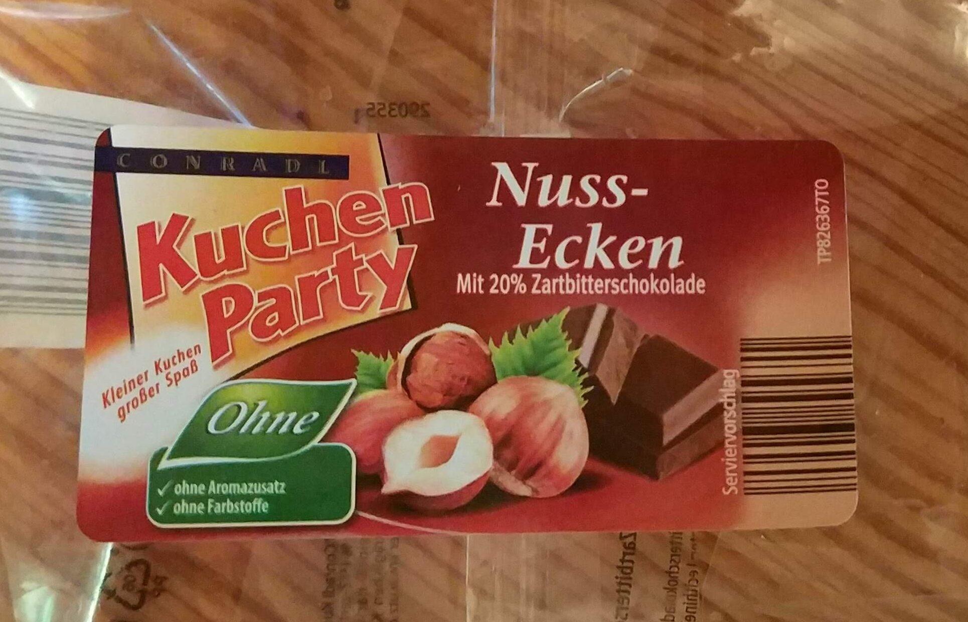 Nuss-Ecken - Produit - de