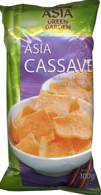 Asia Cassave - Product