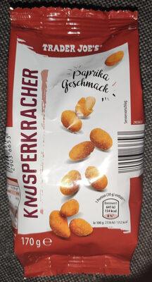 Knusperkracher Paprika - Produit