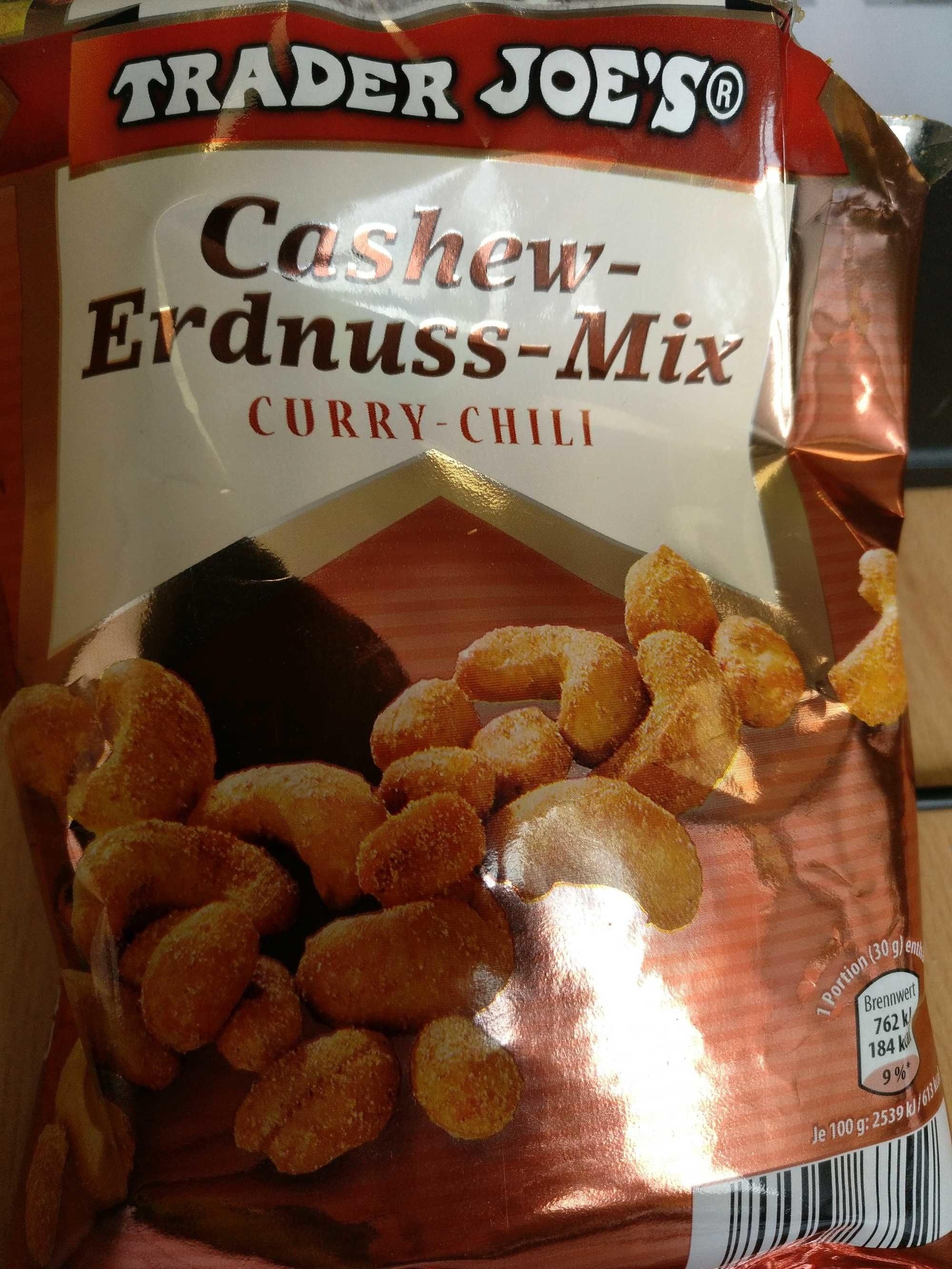 Peanut mix - Produit - de