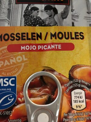 Moules - Product