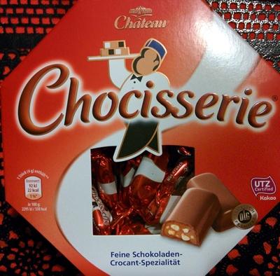 Chocisserie - Produkt