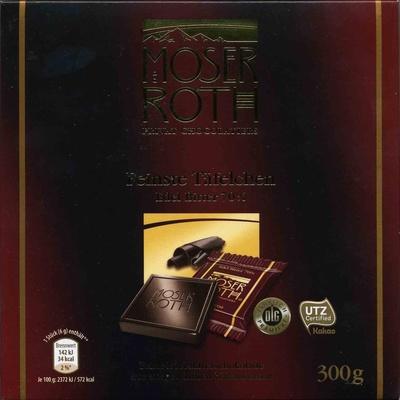Edel-Bitterschokolade - Producte