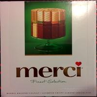 merci Finest Selection Mandel Knusper Vielfalt - Produkt