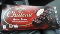 Sahne Schokolade - Produkt