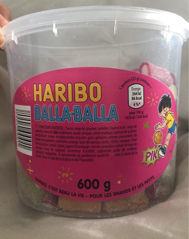 Haribo Frucht- Und Colaschnecken - Product