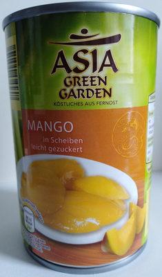 Mango in Scheiben - Produit