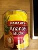 Ananasstücke - Produkt