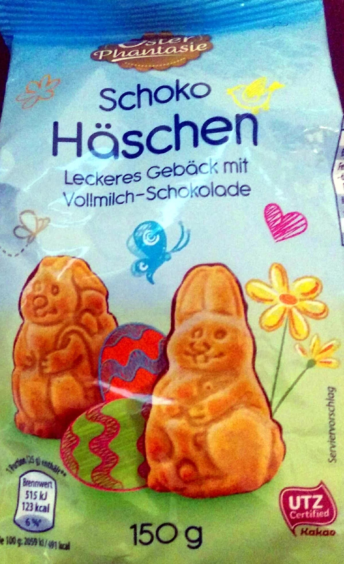 Schoko Häschen - Produit - de