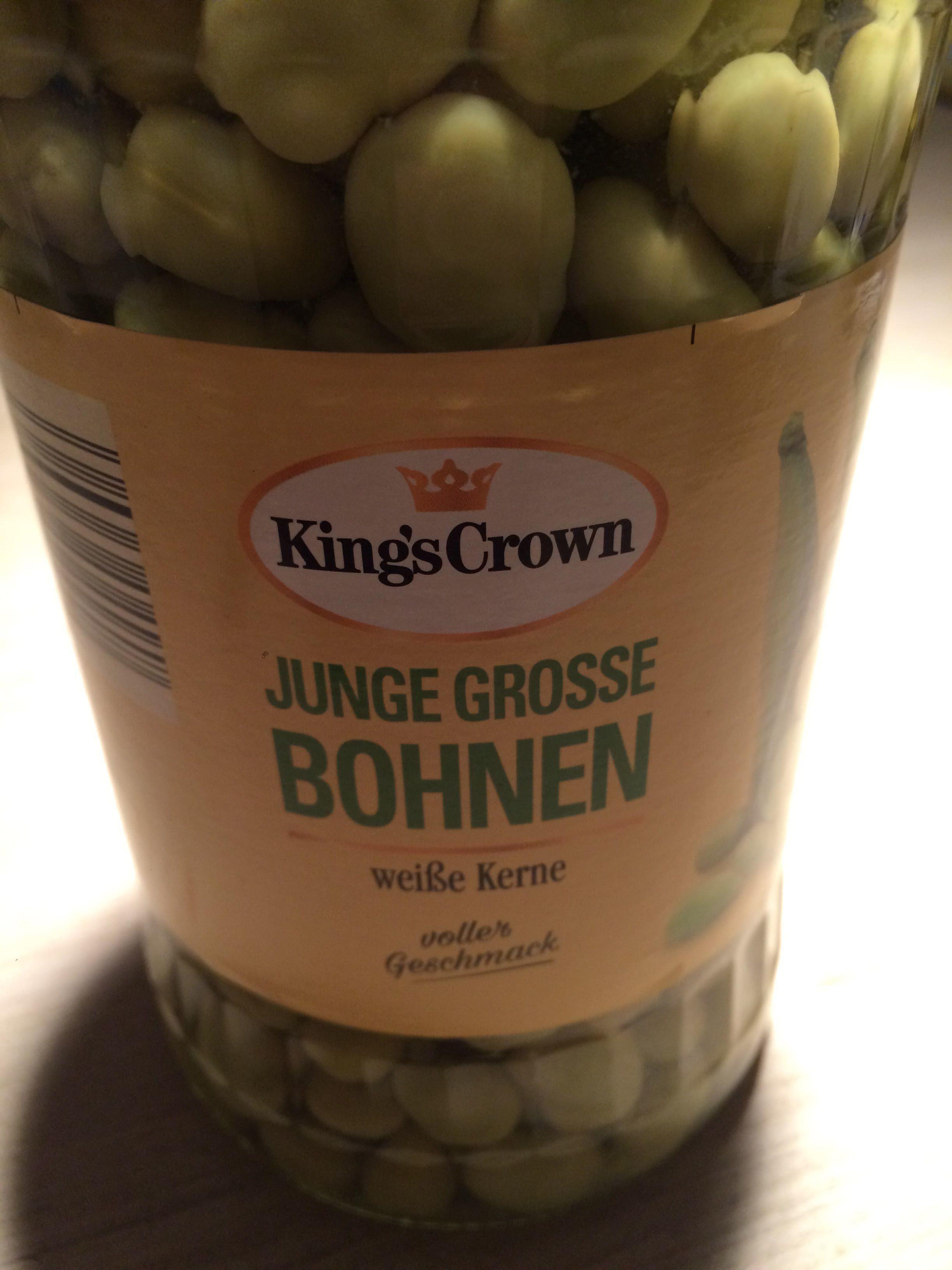 Junge Große Bohnen - Product - de