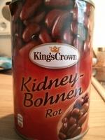 Kidney-Bohnen Rot - Product