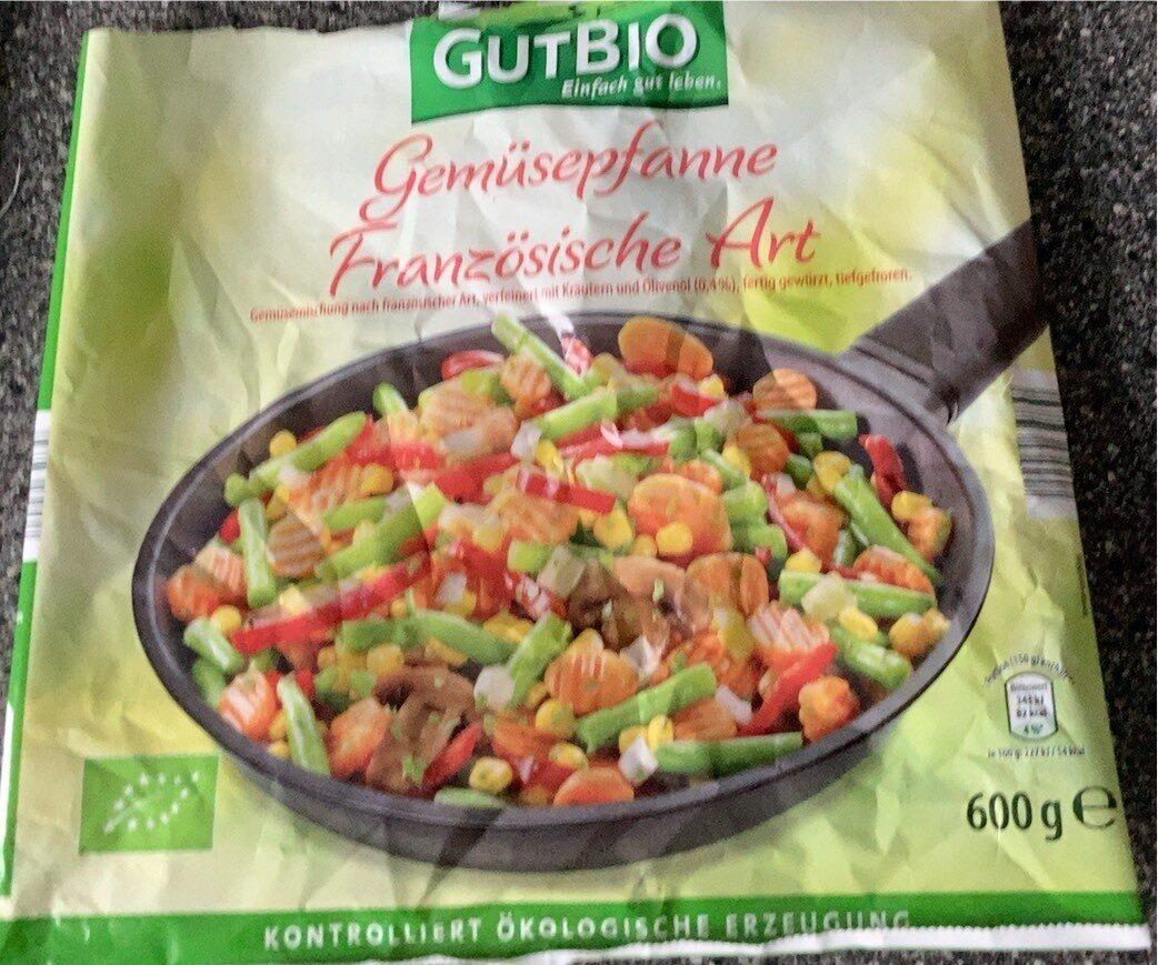 Gemüsepfanne Französische Arr - Product - en