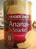 Ananas Stücke - Product
