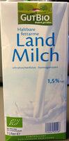 Land Milch fettarm - Produit - de