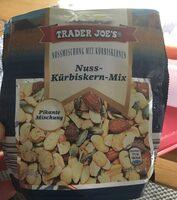 Trader Joe's Nuss kürbiskern mix - Produit - en