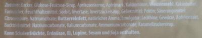 ReichsGraf pan de especias - Ingrédients