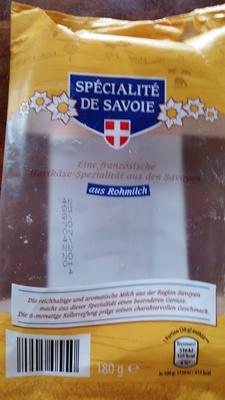 Une specialité des Vosges - Produkt