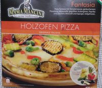 Holzofen Pizza Original Italiana Fantasia - Product - de