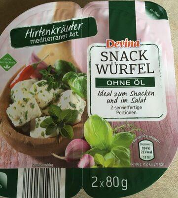 Snackwürfel - Producte - de