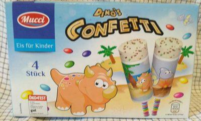 Dino's Confetti - Product - de