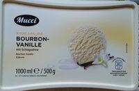 Bauron Vanille Eiskrem - Produkt