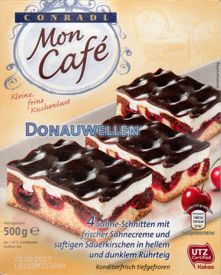 Donauwellen - Product