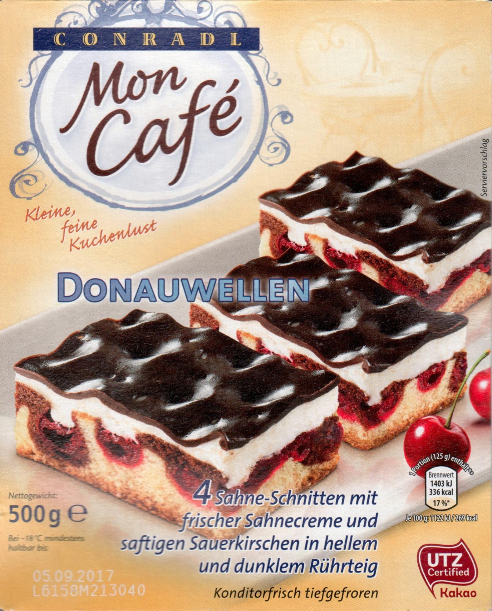 Donauwellen - Product - de