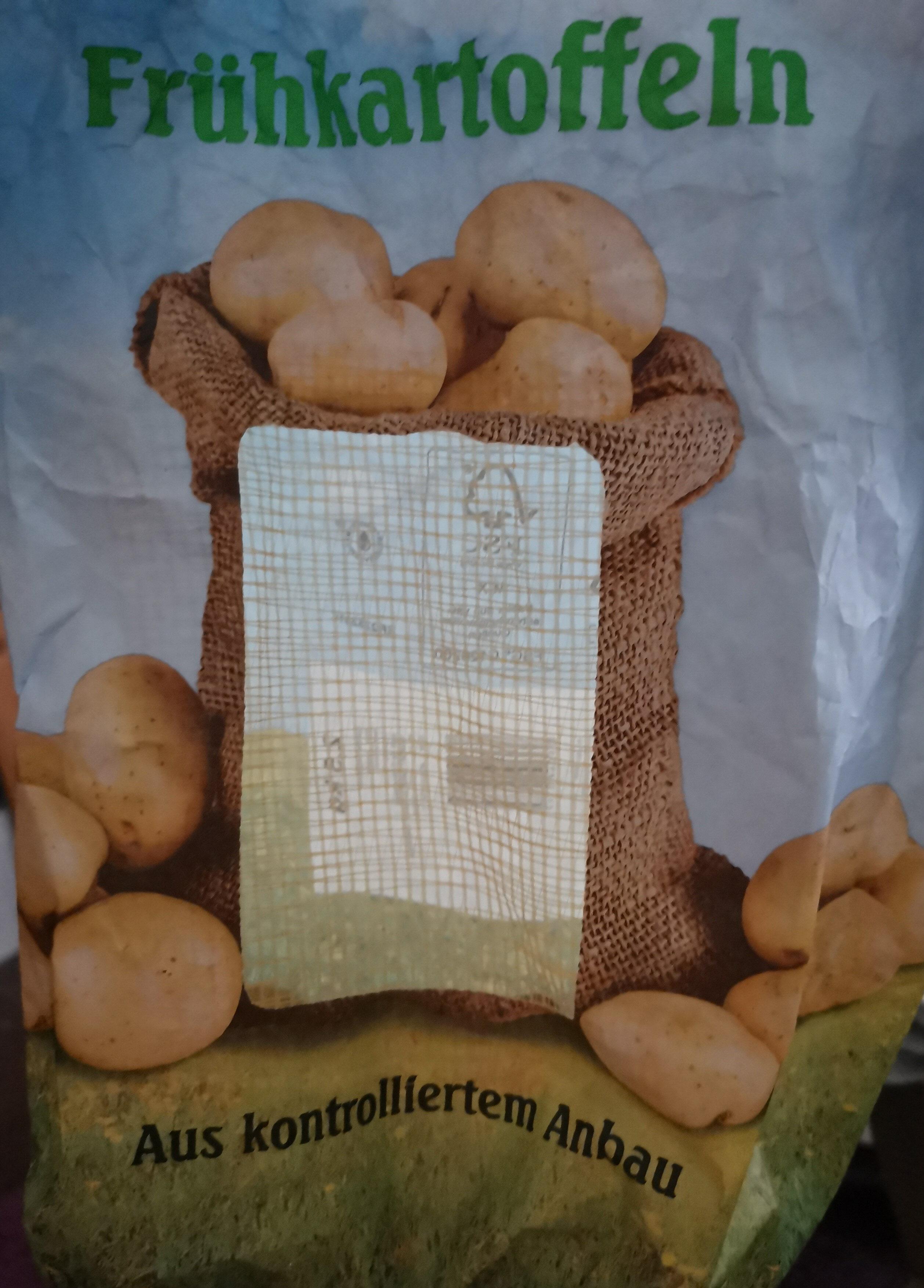 Frühkartoffeln - Product