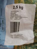 Frühkartoffeln - Ingredients