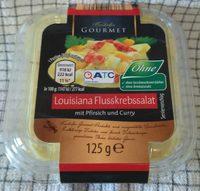 Louisiana Flusskrebssalat mit Pfirsich und Curry - Product - de
