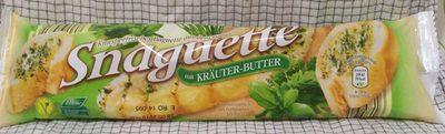 Snaguette - Produkt