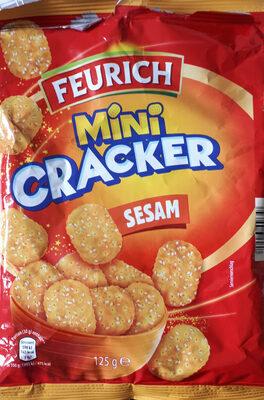 Mini-Cracker Sesam - Product - de