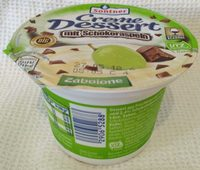 Creme Dessert mit Schokolade Zabalone - Product - de