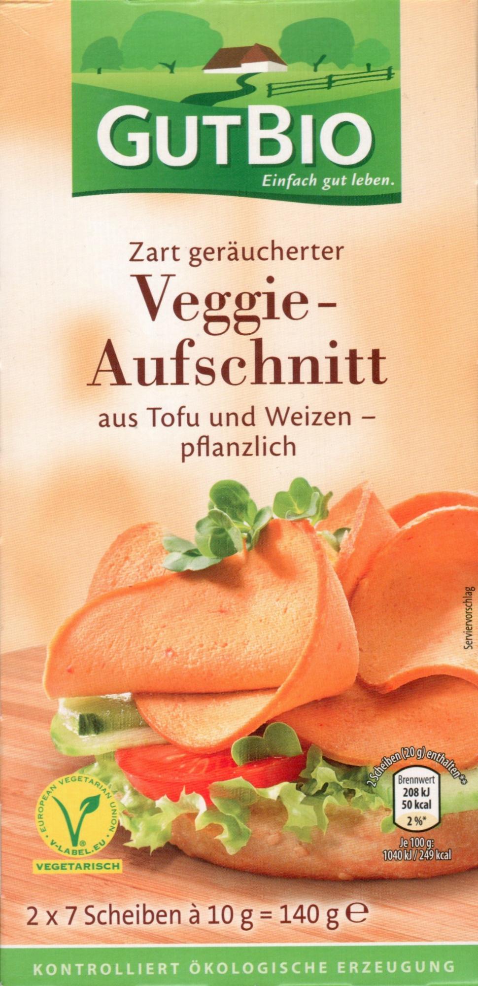 Veggie-Aufschnitt - Produit - de