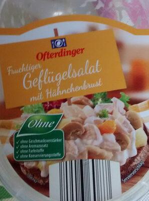 Geflügelsalat - Produit - de