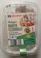 Ofterdinger Kräuter/Joghurt Fleischsalat - Product