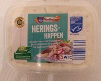 Heringshappen in Sahnesauce - Produkt - de
