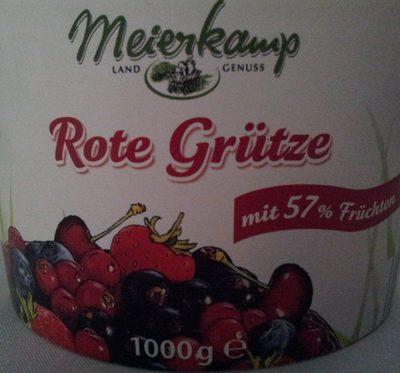 Rote Grütze - Produkt