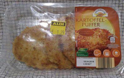 Kartoffelpuffer - Produkt