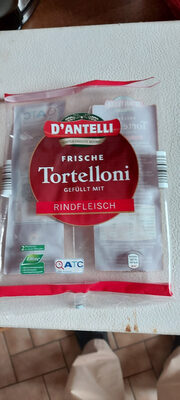 Frische Tortelloni gefüllt mit Ricotta & Spinat - Product - de