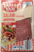 Salami Geräuchert - Produit - de