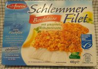 Schlemmer Filet Bordelaise mit pikanter Kräuterkruste - Product - de
