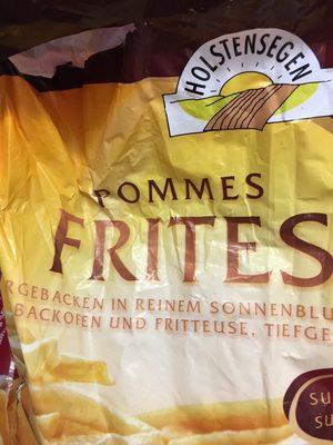 Pommes Frites - Produkt
