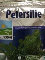 Petersilie - Produkt