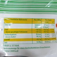 Campino Früchte Bonbon - Nutrition facts