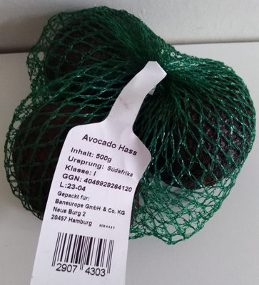 Avocado Hass - Produit - de